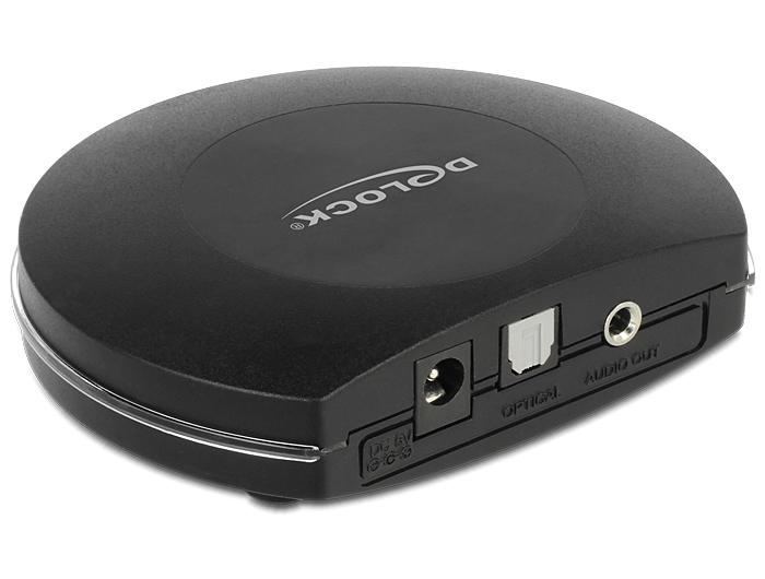 Delock Bluetooth-os zene vevőegység aptX®