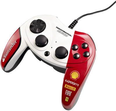 Thrustmaster F1 Dual analog Gamepad Ferrari 150th Italia Exclusive Edition PC