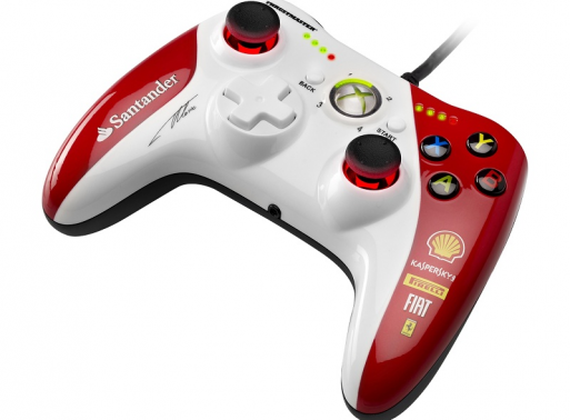 Thrustmaster GPX Lightback Ferrari F1 Edition PC / Xbox 360 Gamepad