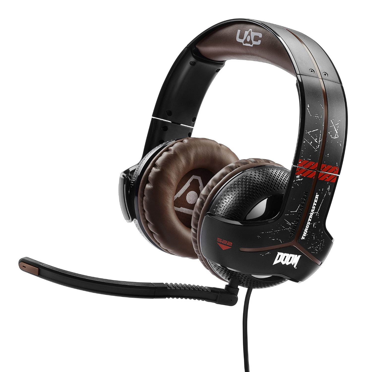 Thrustmaster Y300CPX Gaming headset DOOM Edition
