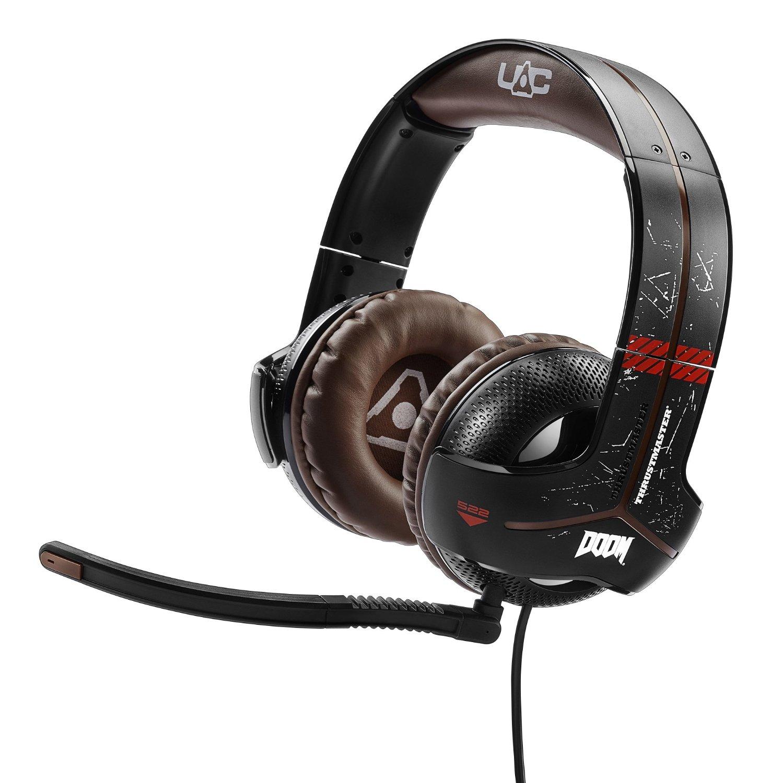 Thrustmaster Y300CPX Gaming headset, DOOM Limitált kiadás