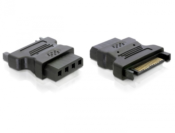 Delock Adapter Power for IDE drive > 4 Pin