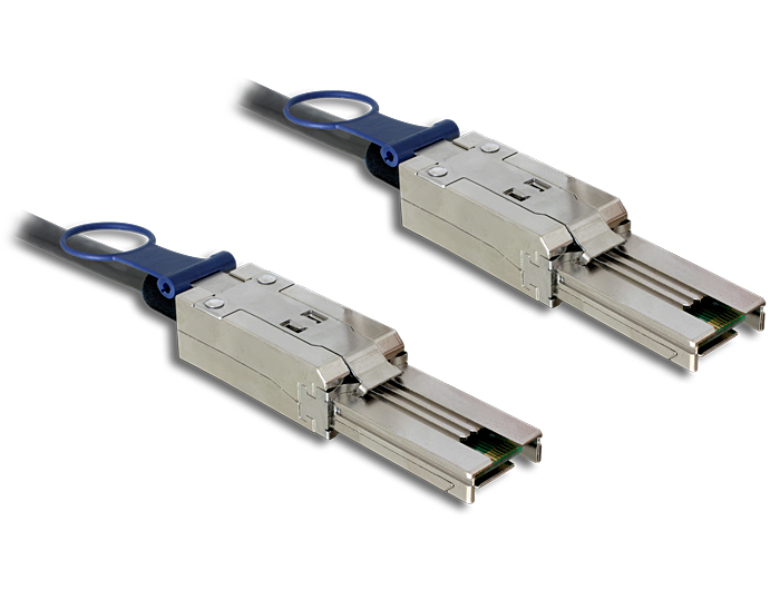 Delock Cable Mini SAS SFF-8088 > Mini SAS SFF-8088 3 m