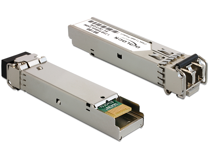 Delock SFP Modul 1000Base-SX MM 850 nm