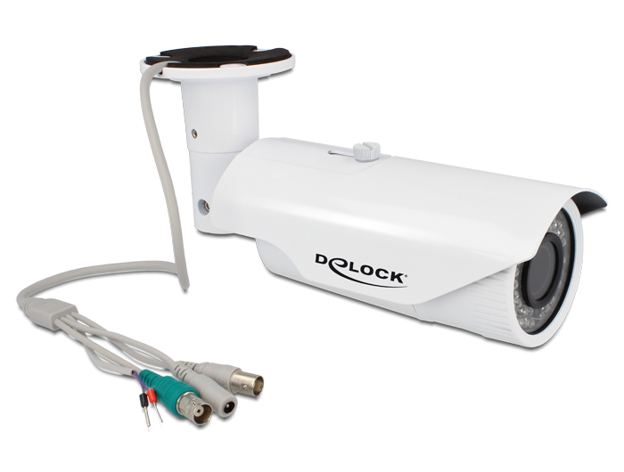 Delock HD-SDI kültéri kamera motoros zoommal