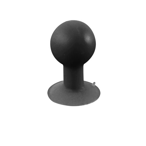 LogiLink iStand gumis állvány okostelefonhoz, MP3-lejátszóhoz, stb., fekete