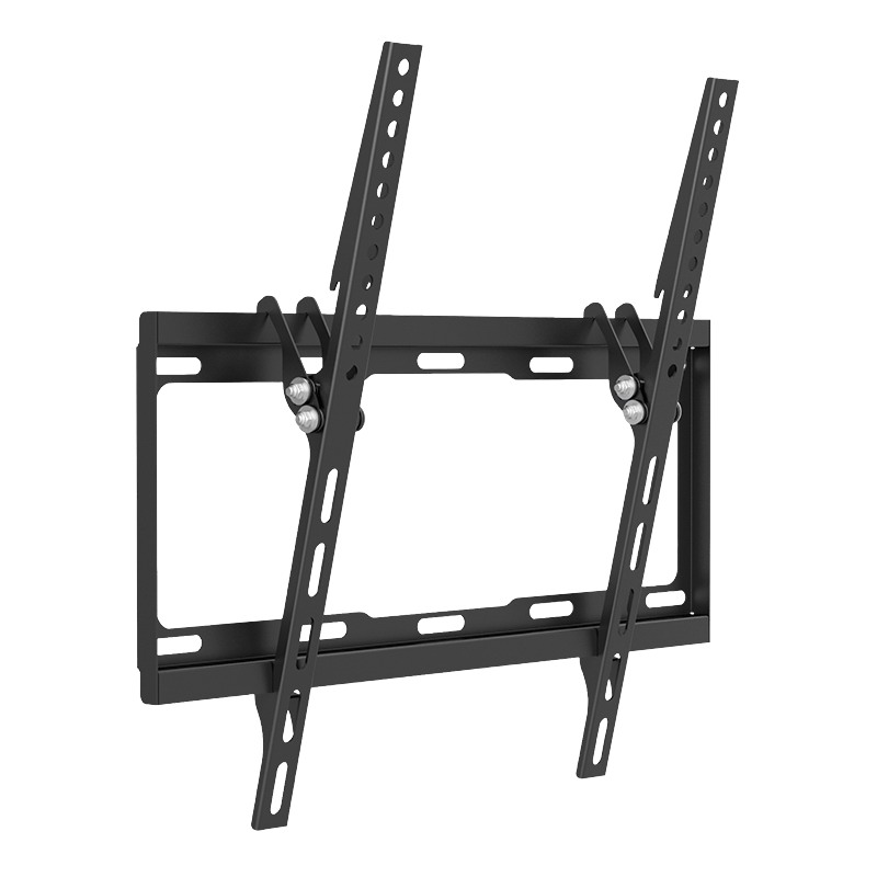 LogiLink TV wall mount, tilt -14/0, 32–55'', max. 35 kg