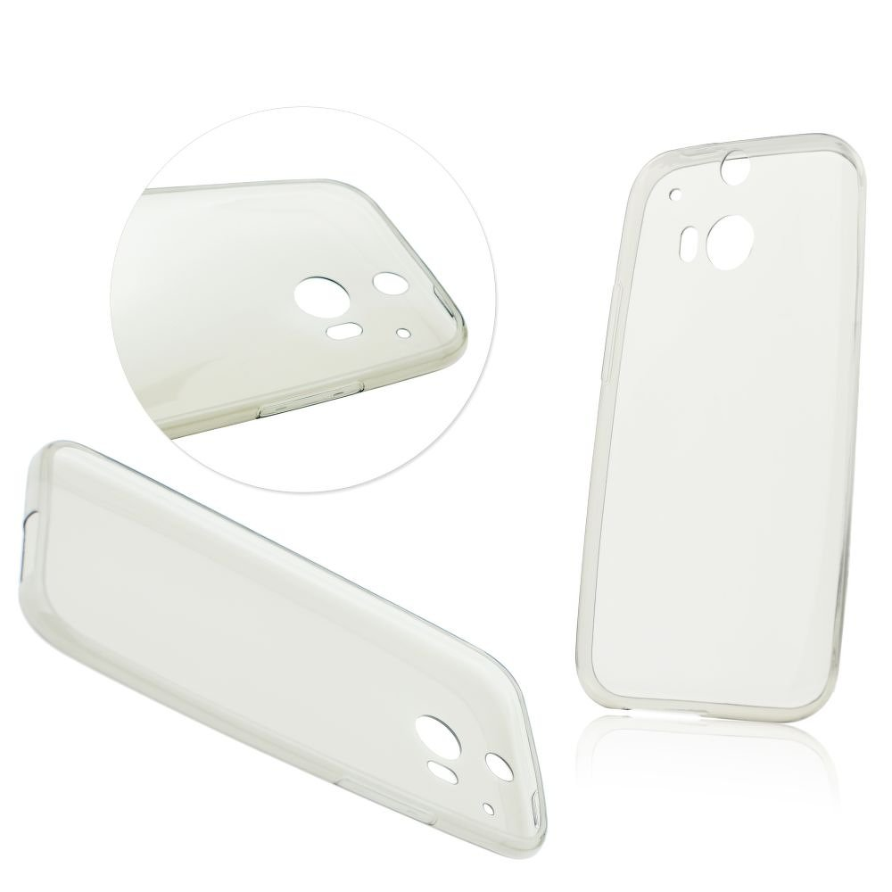Back Case Ultra Slim 0,3mm - iPho 6 Plus füstszínű