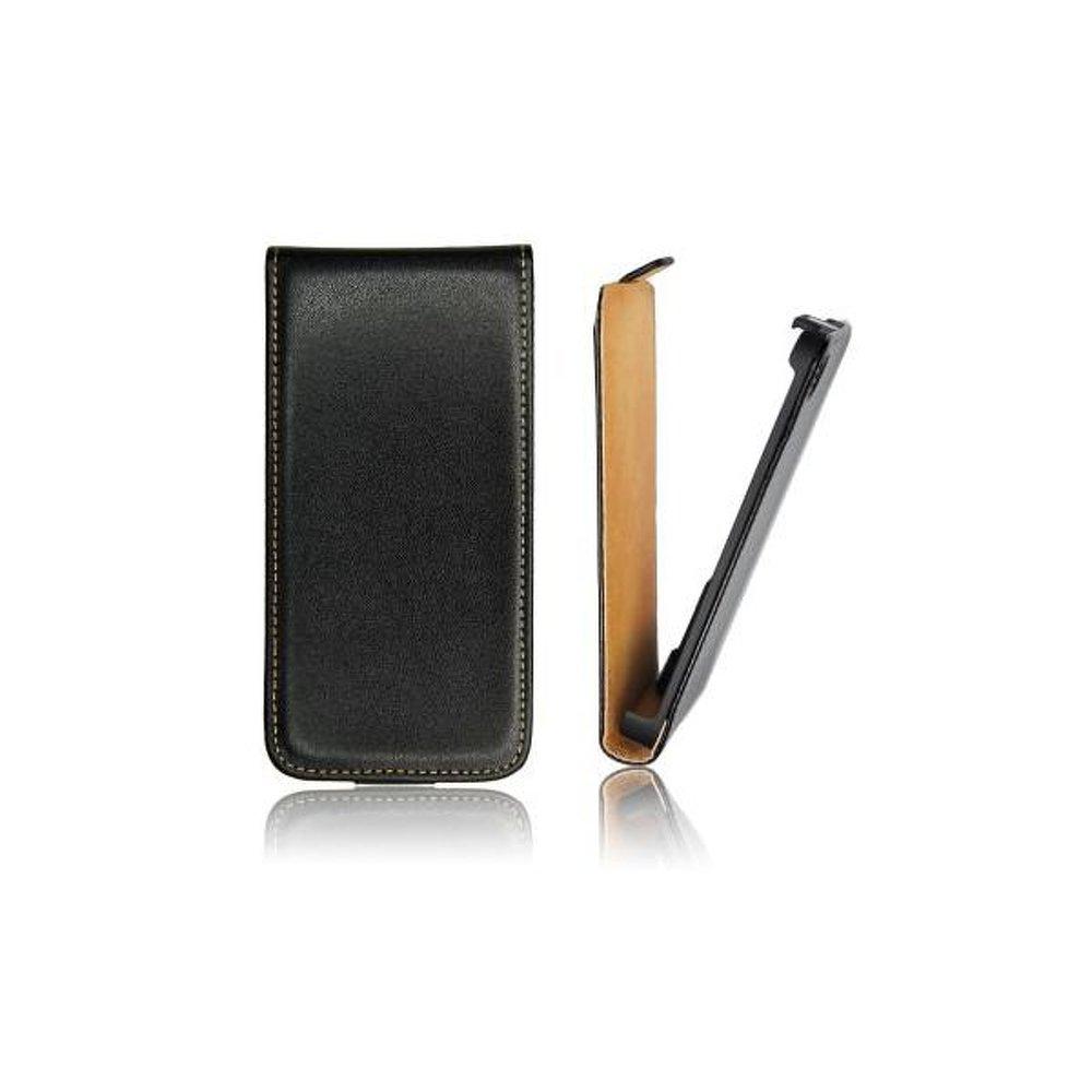 Slim Flip Case Fekete - iPho 6 Plus