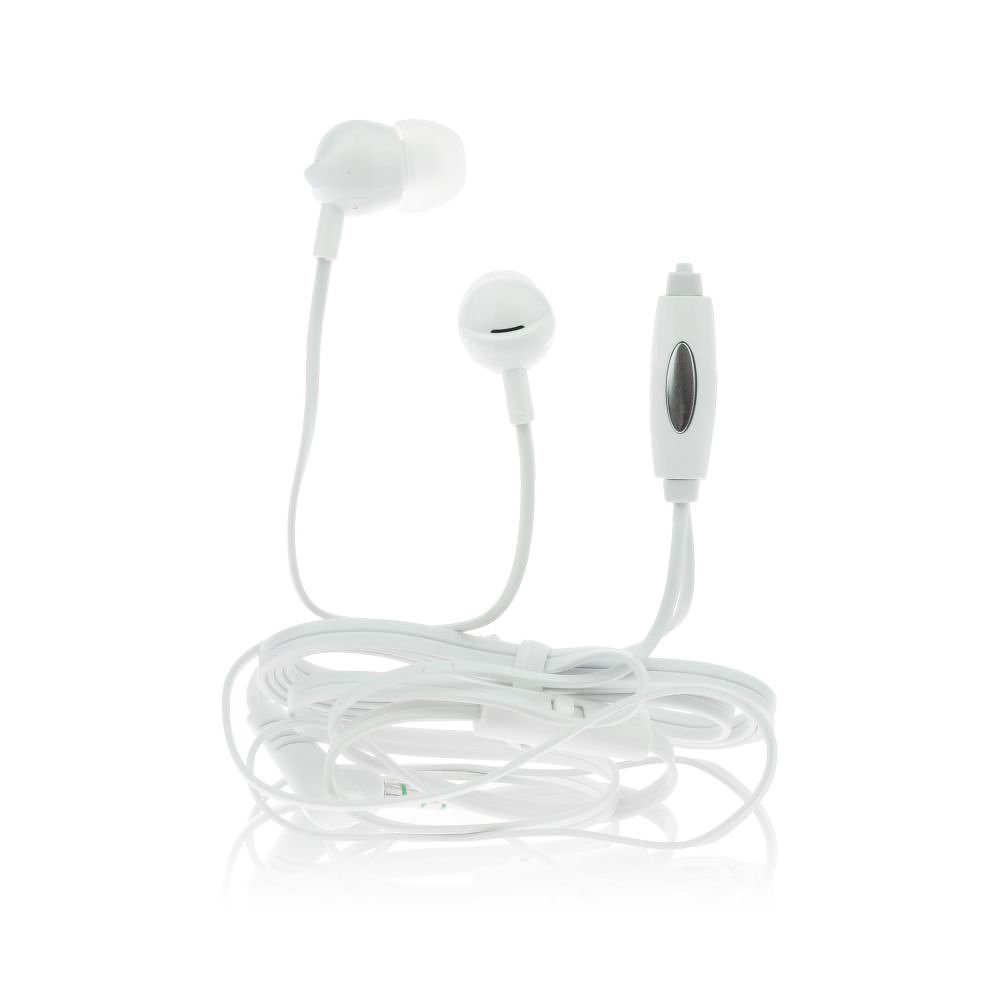 BlueStar HF Set Audio IN3 Universal 3,5 mm WHITE