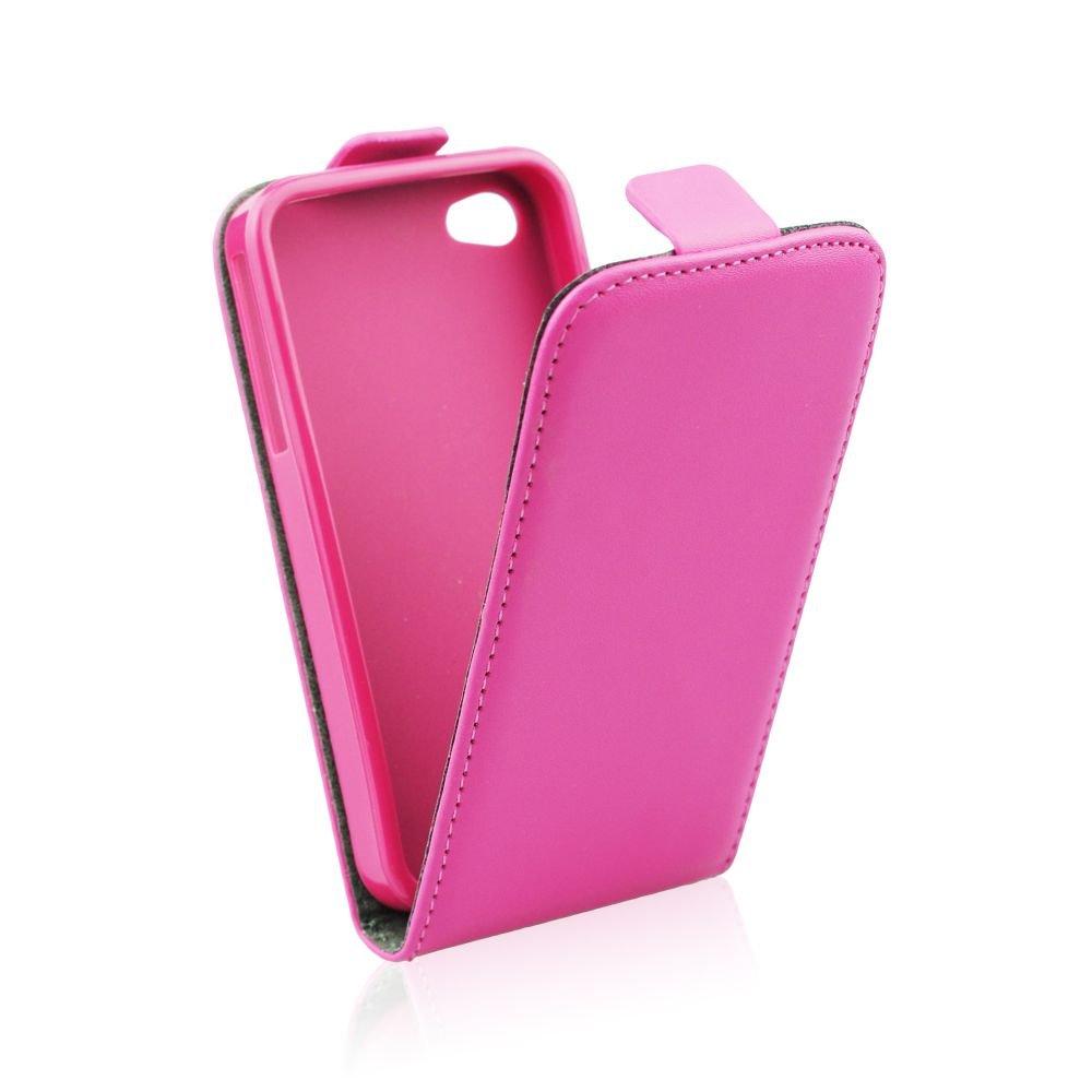 Flip Case Slim Flexi - MICR Lumia 535 rózsaszín
