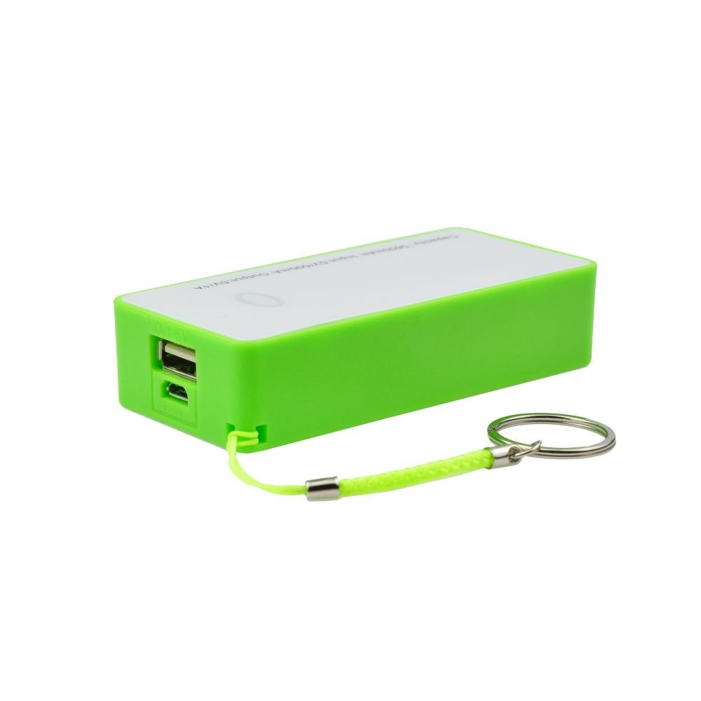 Blue Star ST-508 Power Bank 5600mAh (zöld)