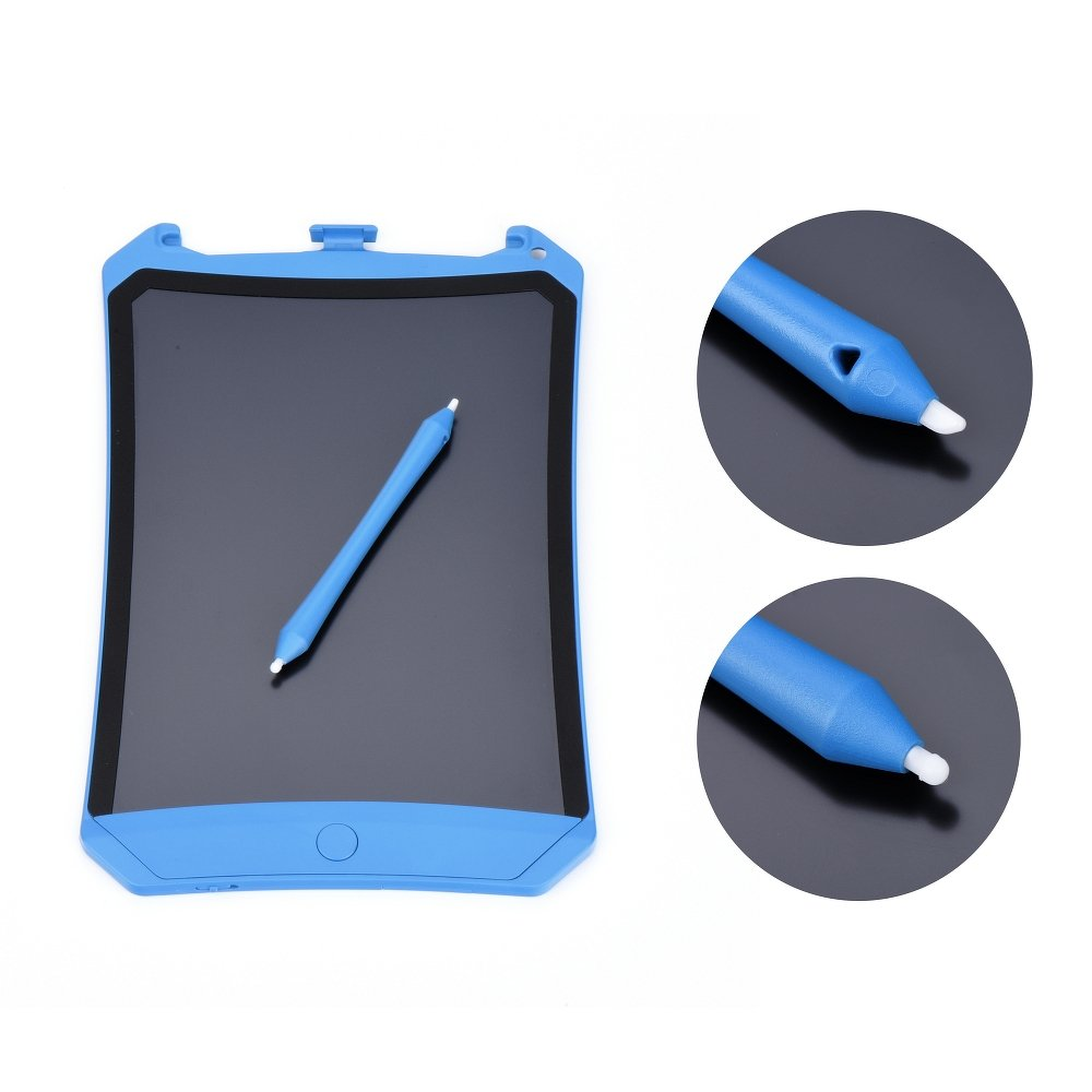 LCD Writing Tablet / E-notepad / 8,5'' / blue / lock key