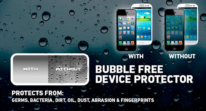 Crystalusion felkenhető folyékony üveg kijelzővédő