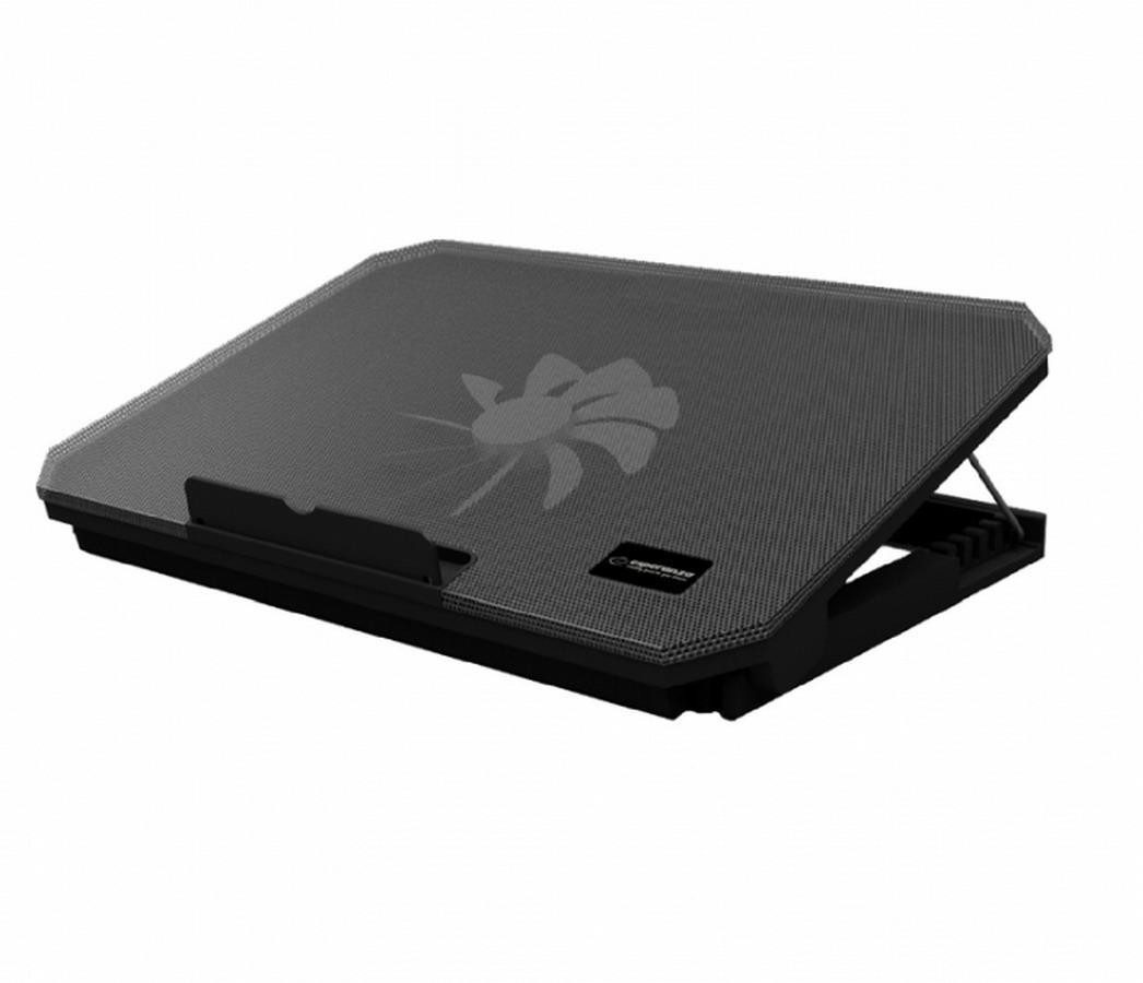 ESPERANZA SAMUM Notebook hűtőpad 1 ventilátorral + 1xUSB port