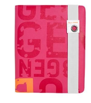 GOLLA  Lollipop iPad 2/3 tok, rózsaszín