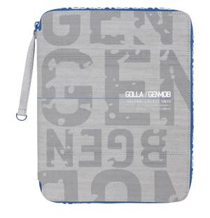 GOLLA iPad 2/3 tok, farmerszürke
