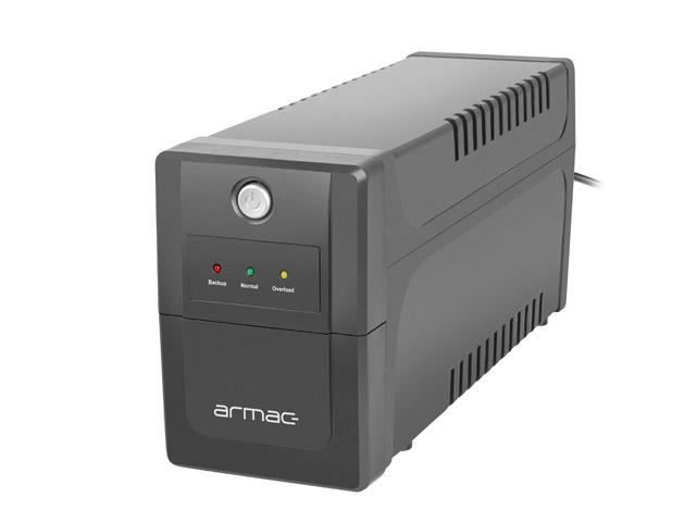 UPS ARMAC HOME 850F LED 2 SCHUKO OUTLETS 230V