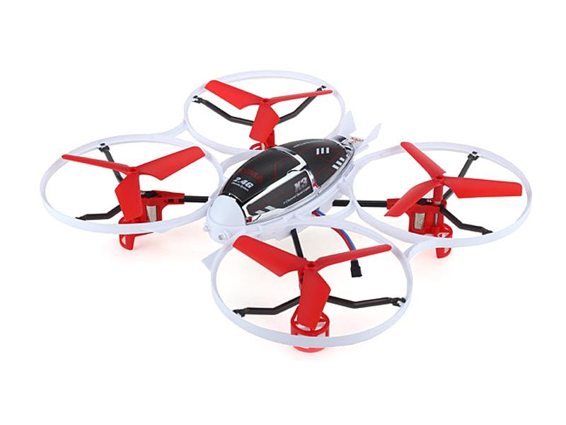 Syma X3drón/quadcopter 2.4G 4-Channel with Gyro (Pioneer)