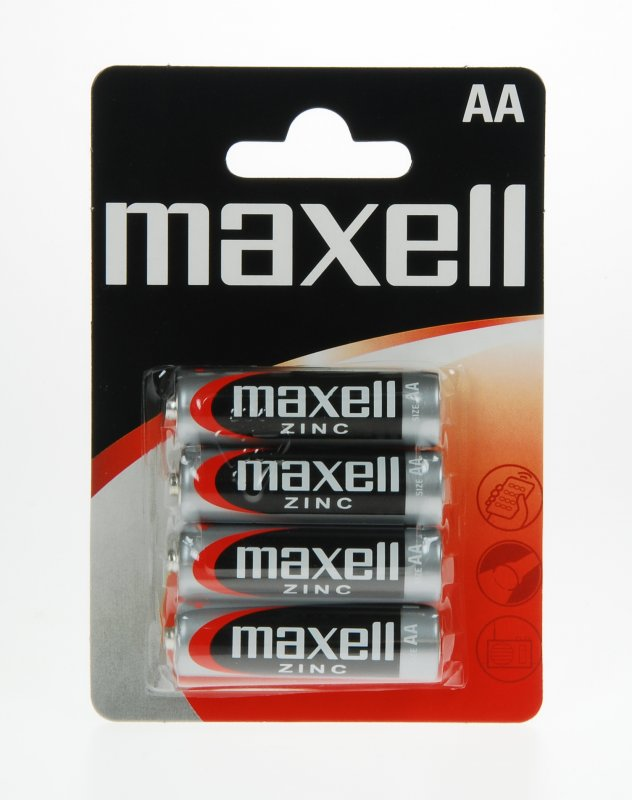 Maxell R6x4 féltartós ceruza
