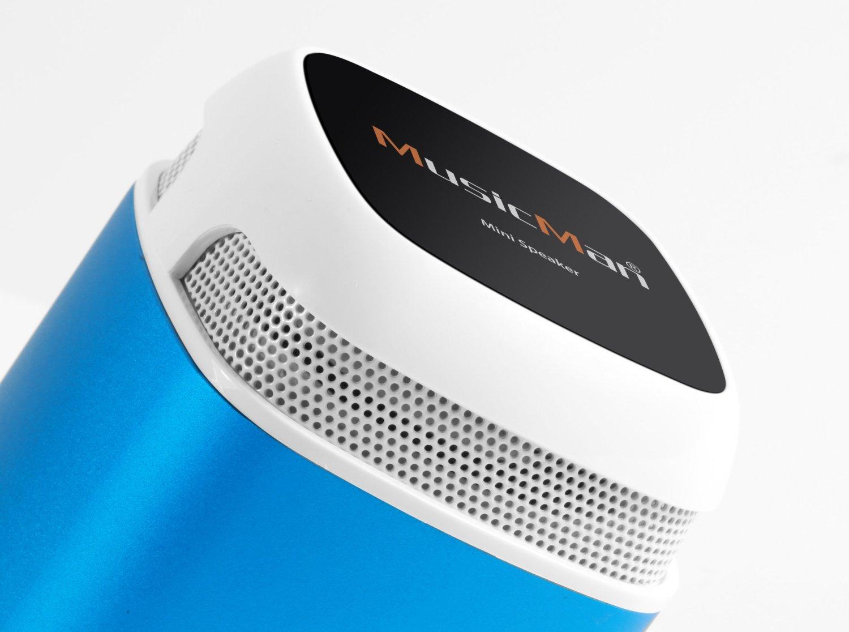 MusicMan Makro X6 Zeneállomás Kék