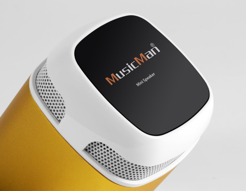 MusicMan Makro X6 Zeneállomás Arany