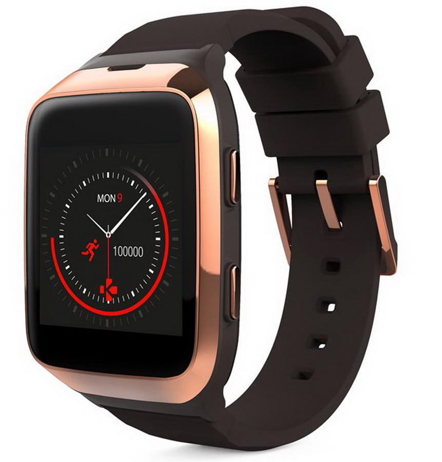 MYKRONOZ Smartwatch ZeSplash2 barna
