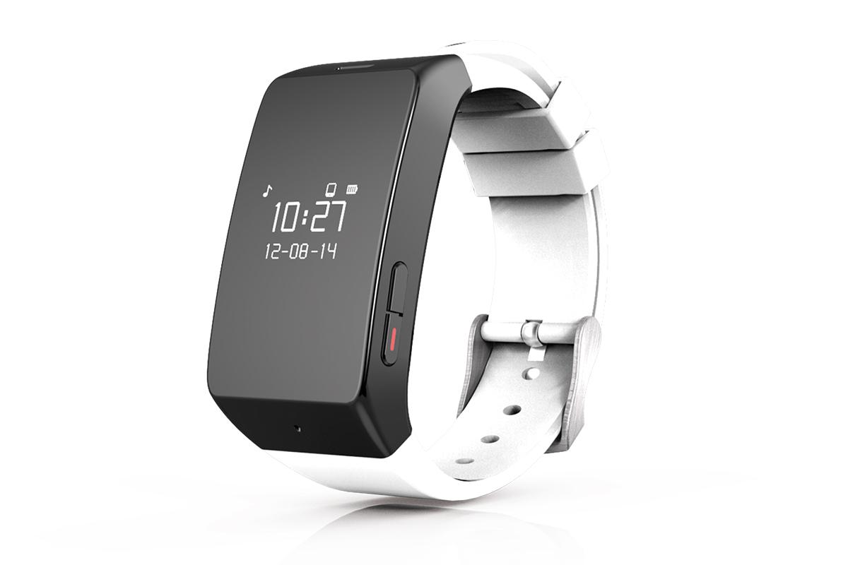 MYKRONOZ Smartwatch Zewatch2 fehér