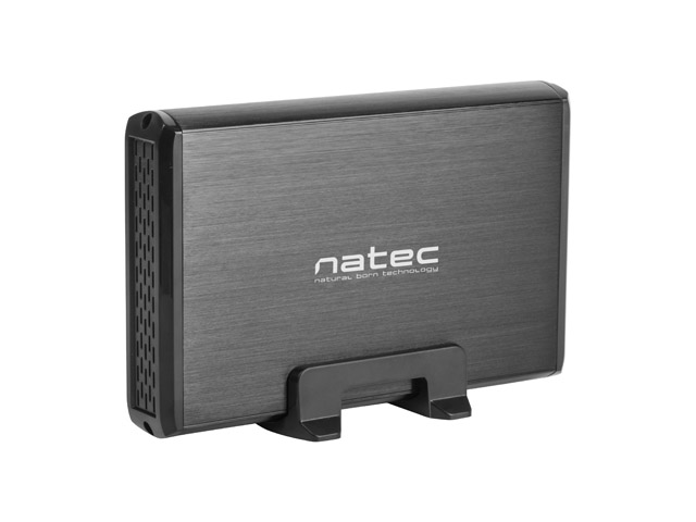 EXTERNAL HDD ENCLOSURE NATEC RHINO 3,5'' SATA USB 3.0