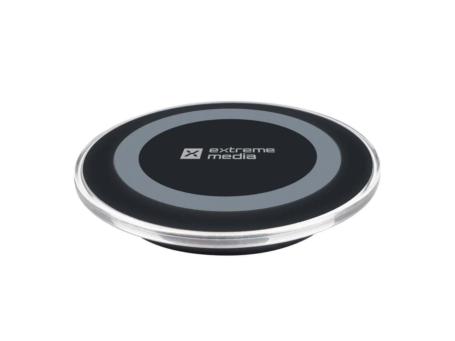 EXTREME MEDIA WIRELESS CHARGER NUC-1170 5V/1A BLACK