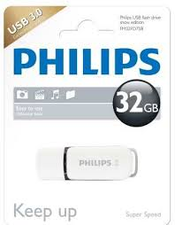Philips Snow 32 GB Flash Drive USB 3.0