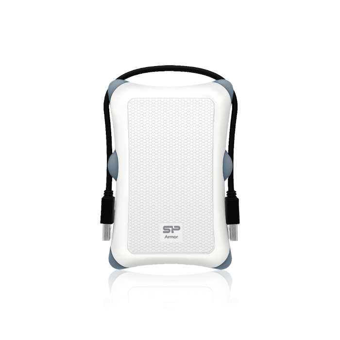 Silicon Power HDD A30 USB 3.0 1TB white
