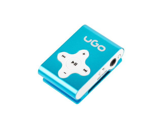 MP3 UGO BLUE