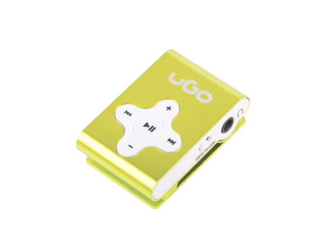 MP3 UGO YELLOW