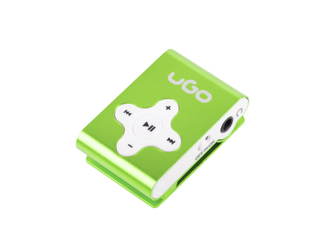 MP3 UGO GREEN