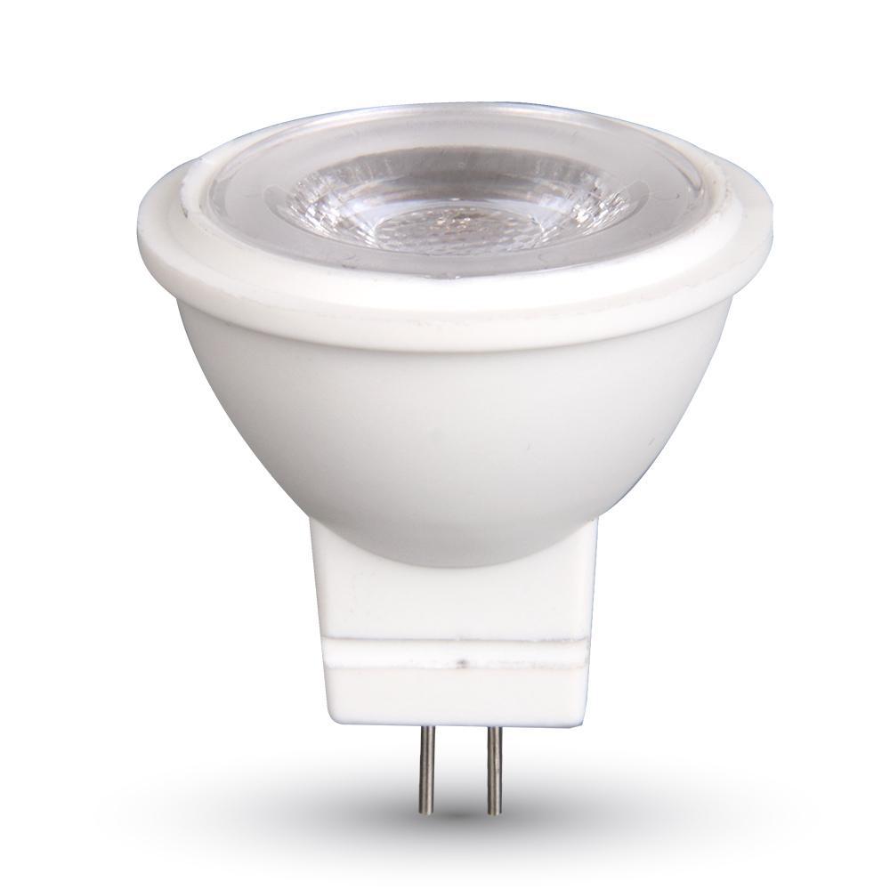 V-TAC LED spotlámpa – 2W MR11 12V Természetes fehér
