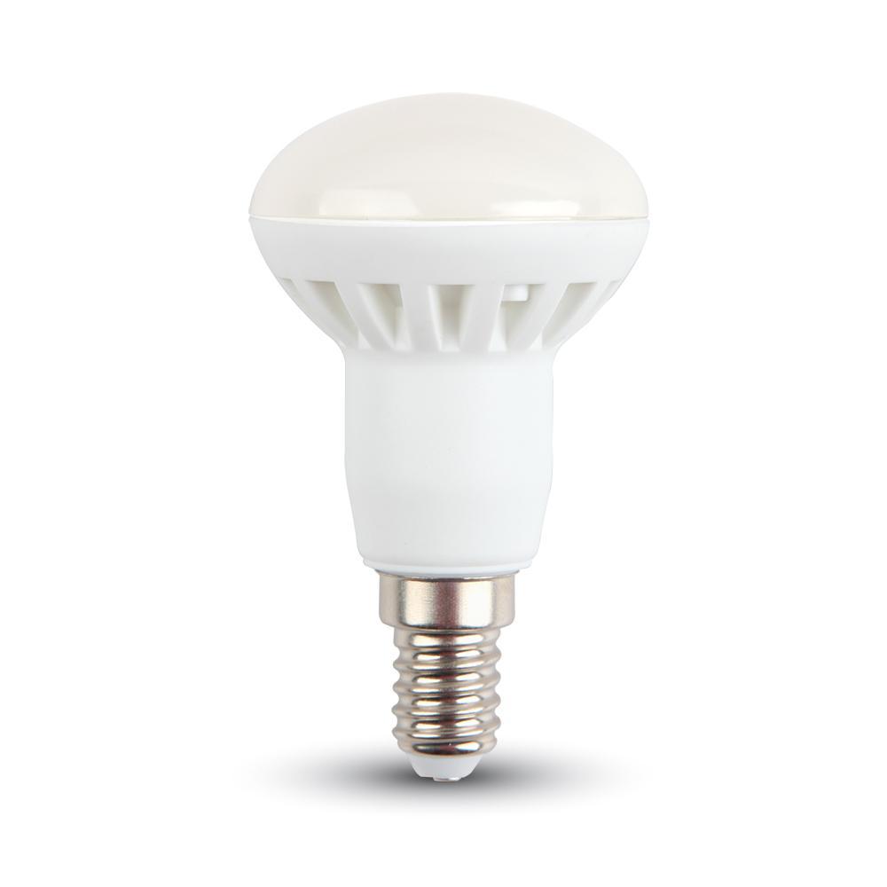 V-TAC LED 6W E14 R50 Természetes fehér